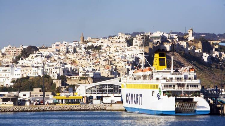 Hafen von Tanger: Endstation bei Ausschaffungen. (Getty Images)