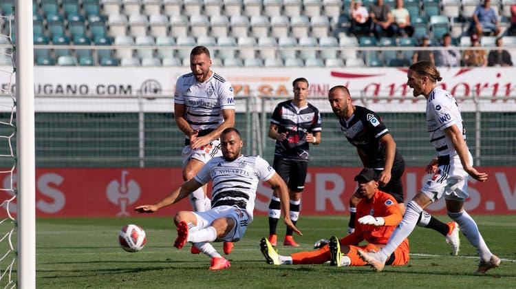 Im Süden nichts Neues: Der FC Basel enttäuscht in Lugano