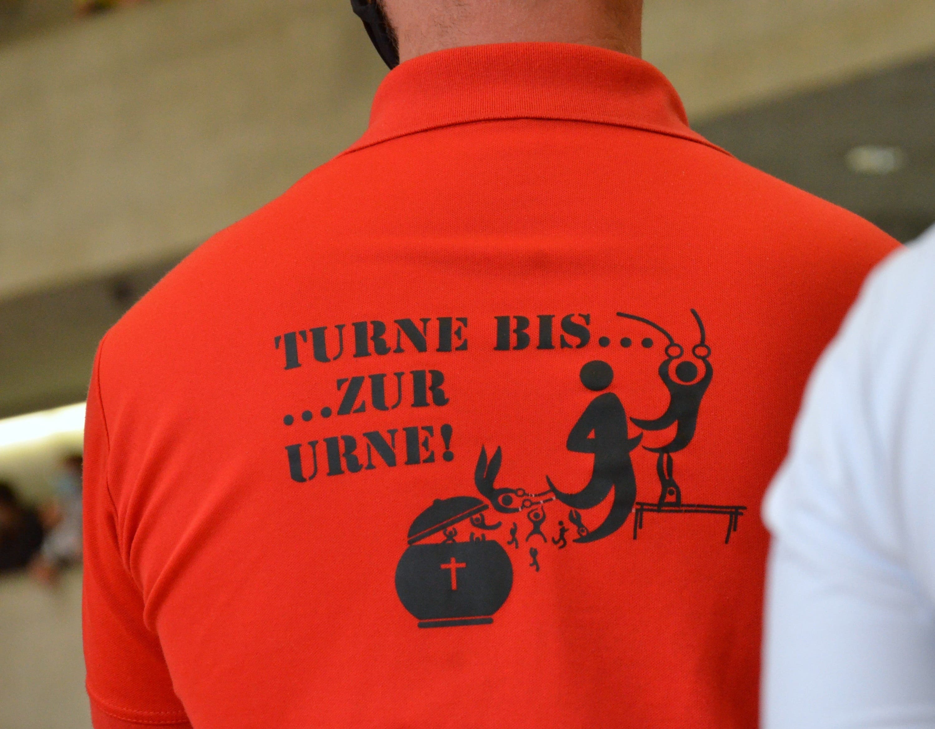 Rund 700 Turnerinnen und Turner nahmen am Wochenende an den St.Galler Kantonalmeisterschaften im Geräteturnen teil.