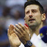 Der Sieger der US Open heisst Daniil Medwedew. (John G. Mabanglo / EPA)