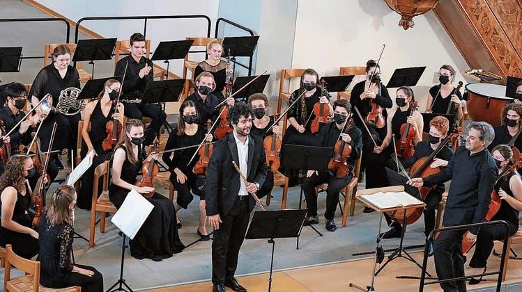 Frisch musiziert und auf ganzer Linie begeistert: Jugendorchester Thurgau entzückt Publikum