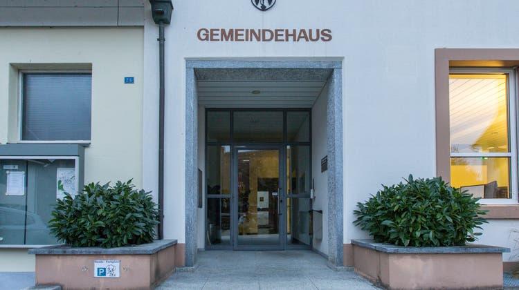 Am 26. September entscheidet sich, wer in Zeiningen in den Gemeinderat einzieht. (Claudio Thoma (23. November 2018))