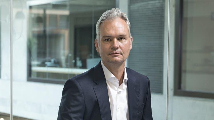 Pionier bei Online-Therapien. Nun erhält Thomas Berger einen der renommiertesten Wissenschaftspreise. (Daniel Rihs)