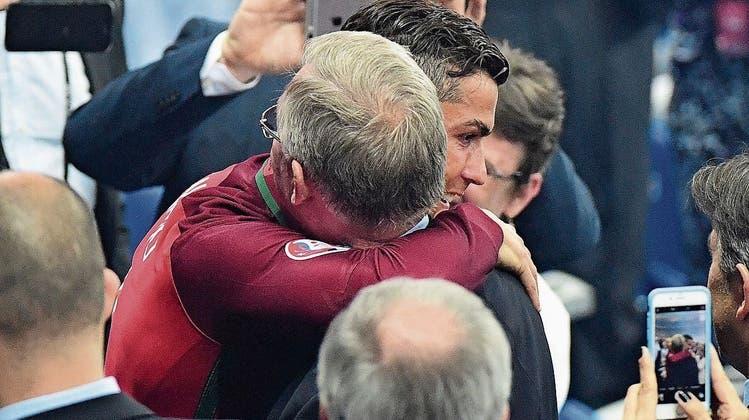 «PS: Sir Alex, das ist für dich» - wie eine spezielle Beziehung die Blütezeit von Manchester United geprägt hat