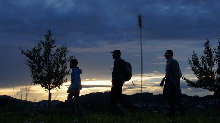 Der Verkehrsverein Amriswil führt am 18. September seine alljährliche Wandernacht durch. (Bild: PD)