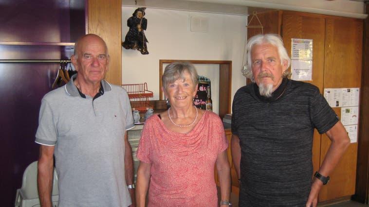25 Jahre Pensionierten-Wandergruppe CO-BOLT
