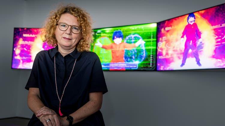 «Wir punkten vor allem mit den gesellschaftlich relevanten Themen»:HEK-Leiterin Sabine Himmelsbach. (Kenneth Nars)