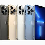 So soll das iPhone 13 aussehen. (Bild: Apple Inc. Handout / EPA)