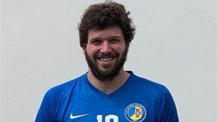 Nuno Silva kommt vom portugiesischen Erstligisten Madeira AndebolSAD zum HSC Suhr Aarau. (eurohandball.com)