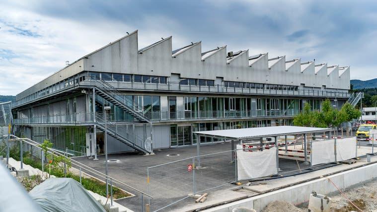 Am Wochenende können sich Besucherinnen und Besucher den Neubau anschauen– jedoch nur mit Zertifikat. (Kenneth Nars (14. September 2021))