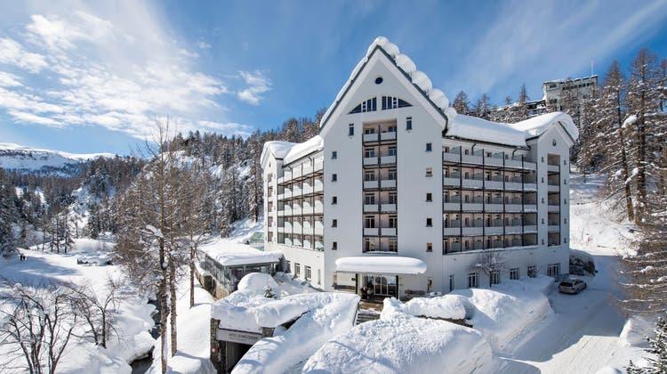 Arenas Resort Schweizerhof in Sils-Maria WINTERANGEBOT