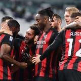 Die AC Milan hat einen starken Saisonstart hinter sich (Keystone)