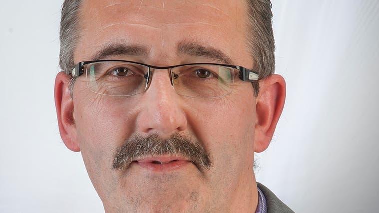 Mario Hüsler, Gemeindeammann Gansingen (Zvg / Aargauer Zeitung)