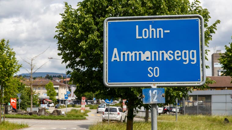 Die Gemeinde Lohn-Ammannseggwill ihre jungen Bürger in der Gemeindepolitik miteinbeziehen. (Hanspeter Bärtschi)
