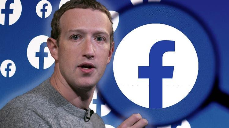 Facebook-Chef Mark Zuckerberg steht erneut im Gegenwind. (Mark Lennihan / AP)
