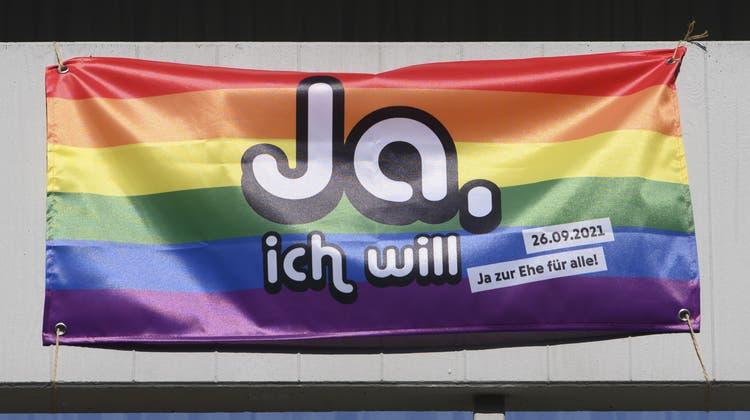 Timmy Frischknecht, Pressesprecher des Jugendkomitees gegen die Ehe für alle, tritt öffentlich auf - und gehört damit zur Ausnahme. Der Präsident der Jungen EDU muss sich derzeit allerlei Beleidigungen gefallen lassen. (ZVG)