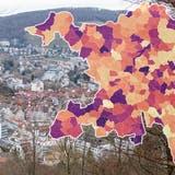 Ein Fünftel weniger als vor einem Jahr: So viele Wohnungen stehen in Ihrer Aargauer Gemeinde leer
