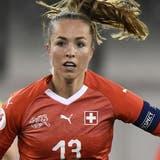Im Playoff der EM-Quali ging Lia Wälti mit gutem Beispiel voran und lieferte gegen Tschechien ab. (Keystone)
