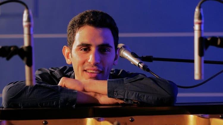 Spendet mit seinen Konzerten Hoffnung: Aeham Ahmad. (zvg/Lamis Al-Khatib)