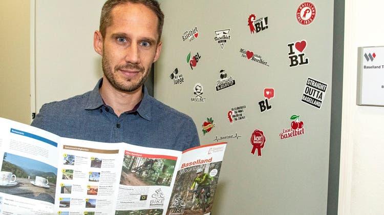 Michael Kumli, Geschäftsführer von Baselland Tourismus, ist ein Angestellter der Wirtschaftskammer. (Nicole Nars-Zimmer (niz) / BLZ)