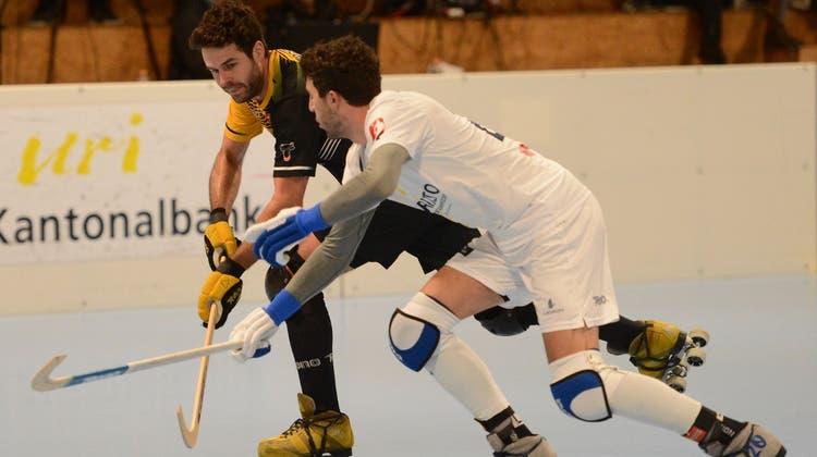 Der Rollhockeyclub Uri nimmt die Playoffs ins Visier