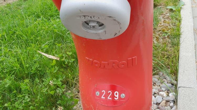 Beschädigte Hydranten – Missachtung der Meldepflicht