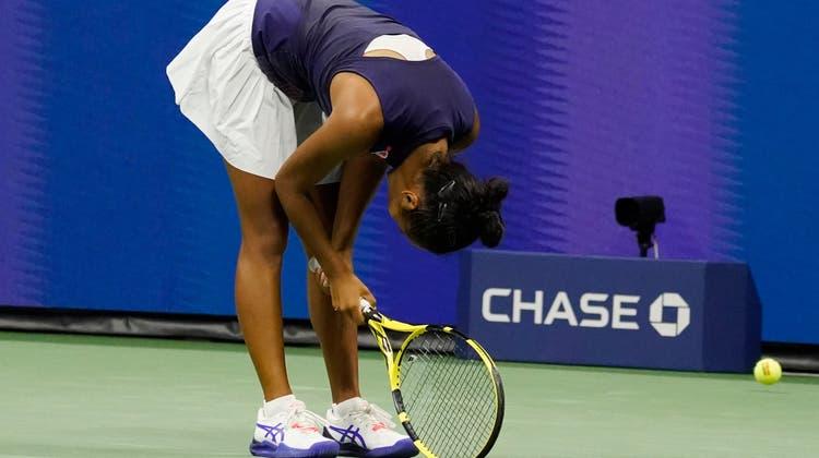 Tennisspielerin Naomi Osaka leidet nach eigener Aussage an einer Post-Olympia-Depression. (Bild: Keystone)