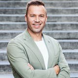 Komiker Jonny Fischer: «Ich brauchte den Applaus früher als Liebesersatz.» (René Tanner)
