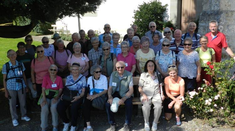 10. ökumenische Seniorenferien am Schwarzsee FR