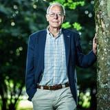 Josef Sachs war bis zu seiner Pensionierung im August 2015 Chef der forensischen Psychiatrie in Königsfelden. (Chris Iseli)