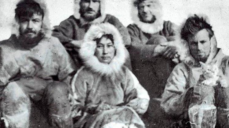 Ada Blackjack verbrachte ihre Kindheit in grosser Armut. (Bild: Alamy)