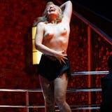 Karita Mattila 2004 an der Metropolitan Opera in New York als Salome. (Don Emmert / AFP)