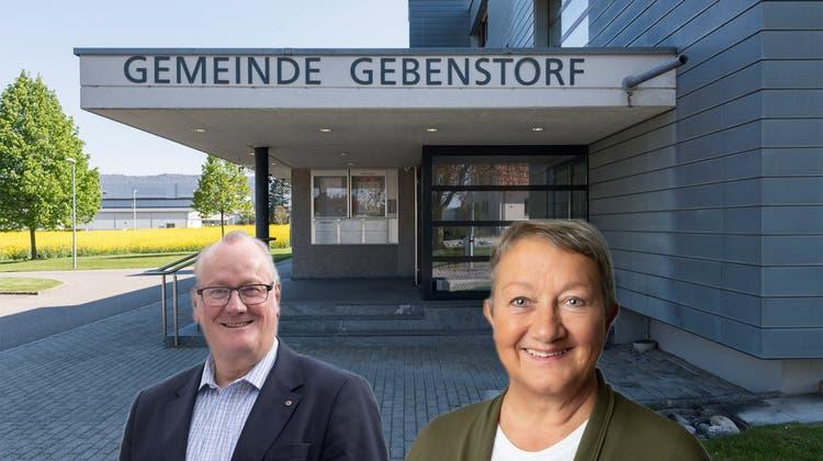 So thematisierte unser Karikaturistden Streit im Gemeinderat mit Frau VizeammannCécile Anner, als sie ihre Ressorts zurückerhielt. (Silvan Wegmann)