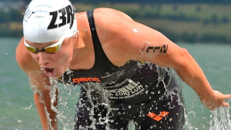 Die Urnerin Sara Baumann wird Weltmeisterin in einem speziellen Wettkampf