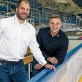 Sportchef Olivier Schäublin (l.) und Trainer Christian Weber (r.) sind bereit für die neue Saison. (Bild: Kenneth Nars)