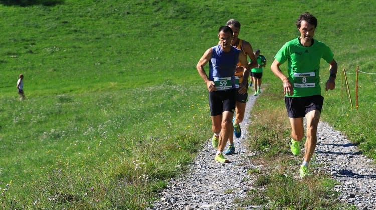 Der neue Streckenabschnitt des Gauschla-Berglaufs hat sich bewährt. (Robert Kucera)