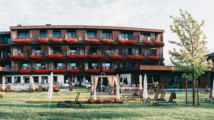 Hotel Rudolf am Kronplatz im Südtirol
