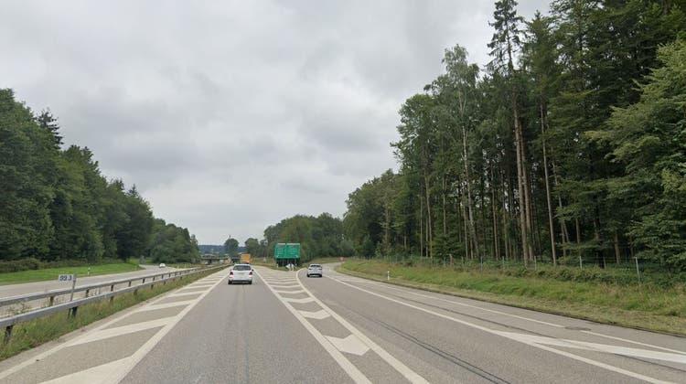Kollision zwischen Sattelschleppern und Autos – Einfahrt Solothurn Ost zwischenzeitlich gesperrt