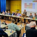 Wer wird künftig im Einwohnerrat Obersiggenthal politisieren? Archivbild: 28. November 2019 (Colin Frei)