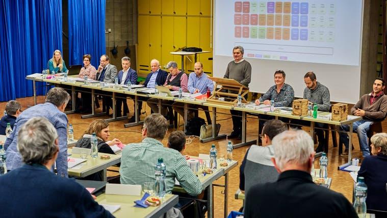 Neu wird die GLP im Einwohnerrat Obersiggenthal sitzen, die SVP muss zwei Sitze abgeben. Archivbild:28.11.2019 (Colin Frei)