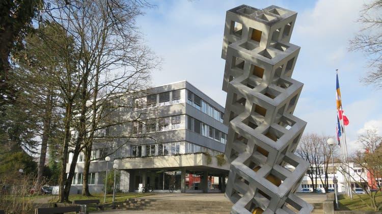 Das Gemeindehaus in Wohlen AG. (Marc Ribolla)