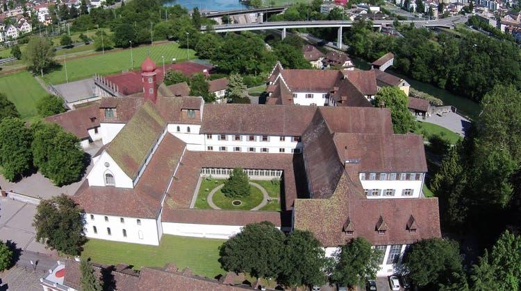 Der Westflügel der Klosteranlage soll für mehr Schulraum umgenutzt werden. (Bild: Lutz Fischer-Lamprecht/zvg)