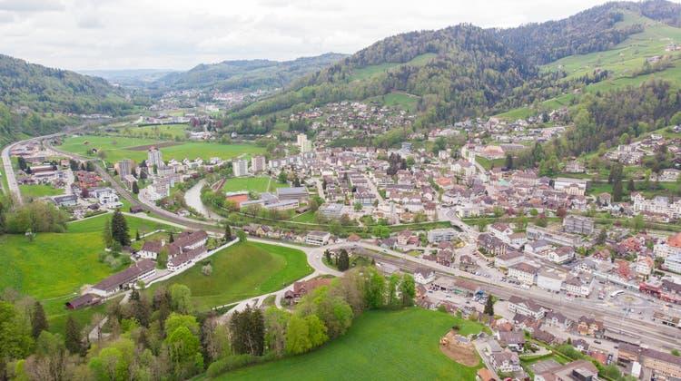 Die Gemeinde Wattwil setzt mit dem überarbeiteten Richtplan die Leitplanken für die künftige Entwicklung der Gemeinde. (Bild: Arthur Gamsa)