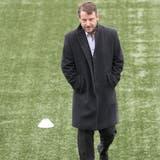 FC-Wil-Präsident Maurice Weber. (Bild: Urs Bucher)