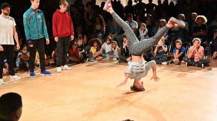 Auf dem Programm stehen unter anderem Breakdance-Battles (zVg)