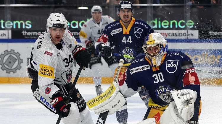 Zug, ZSC, Biel, Lugano, Ajoie und Rapperswil feiern Siege - die 32 Tore im Video