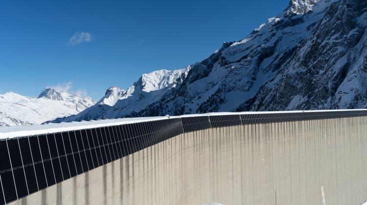 Der Ständerat wollte Kraftwerke fördern, die auch im Winter viel Strom produzieren. (Symbolbild) (Keystone)