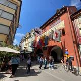 Das Jubiläumsfest in Appenzell hatte auch Wetterglück. (Bilder: Lilli Schreiber)