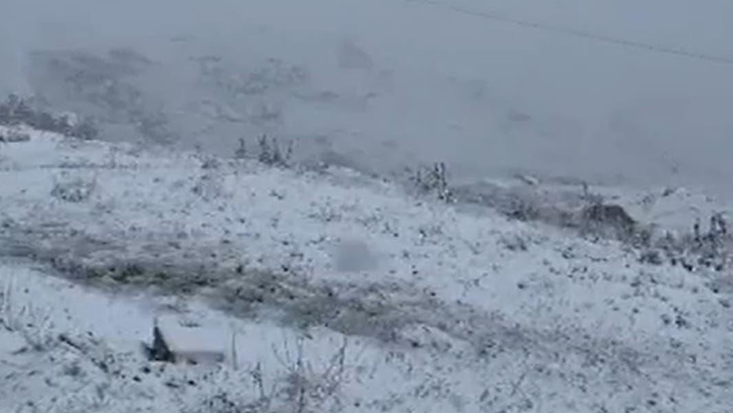 Schnee sorgt bereits für Probleme auf dem Gotthard-Pass