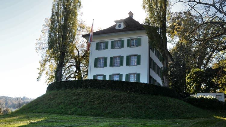 Das Richard-Wagner-Museum in Luzern. (Bild: Nadia Schärli (Luzern, 9. Oktober 2014))